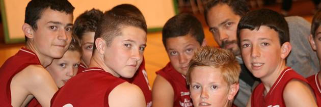 Neulise présent au tournoi international de basket de Montbrison