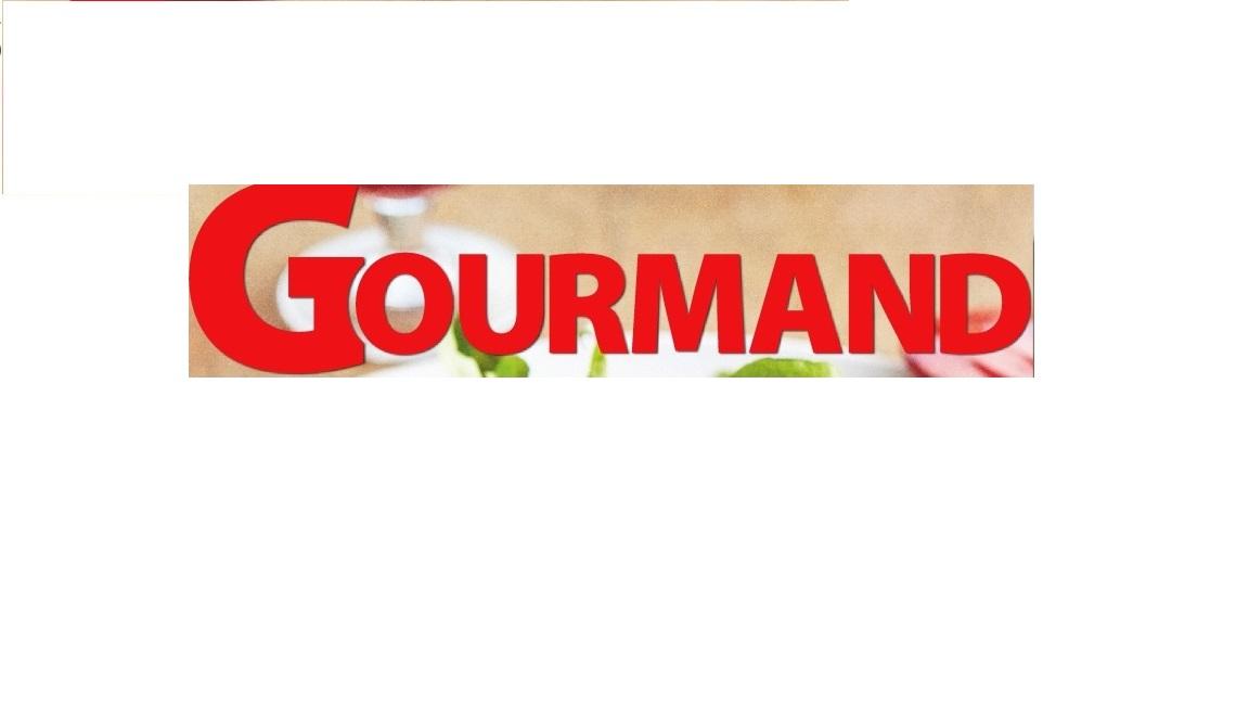 Gourmand : un nouveau magazine à déguster à la médiathèque!