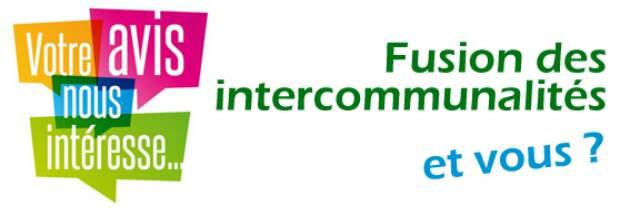 Fussions des Intercommunalités : votre avis est important