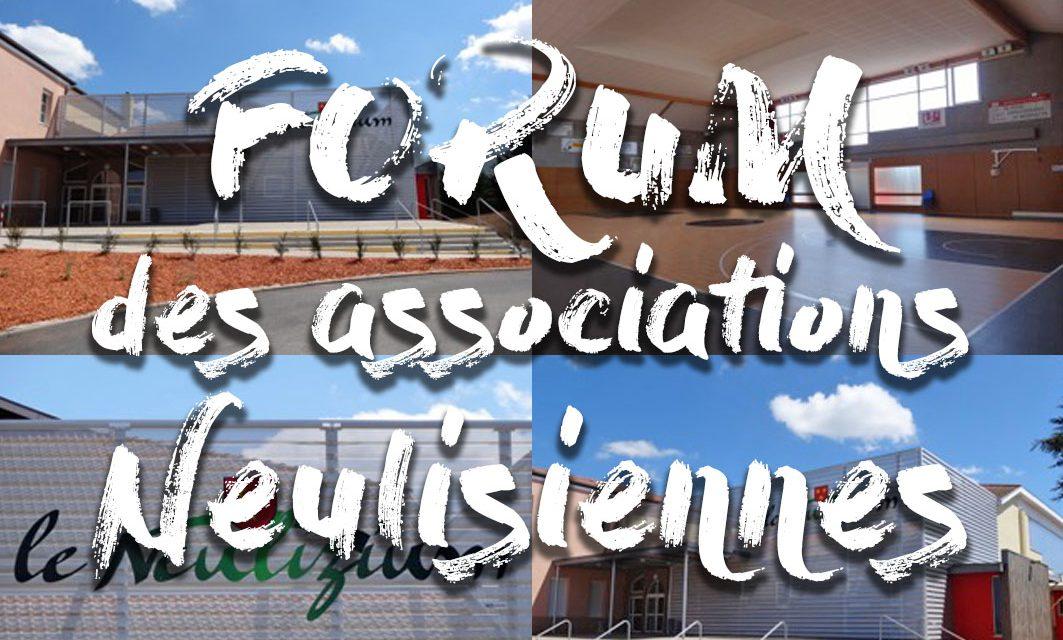 Samedi 21 mai, Forum des associations Neulisiennes