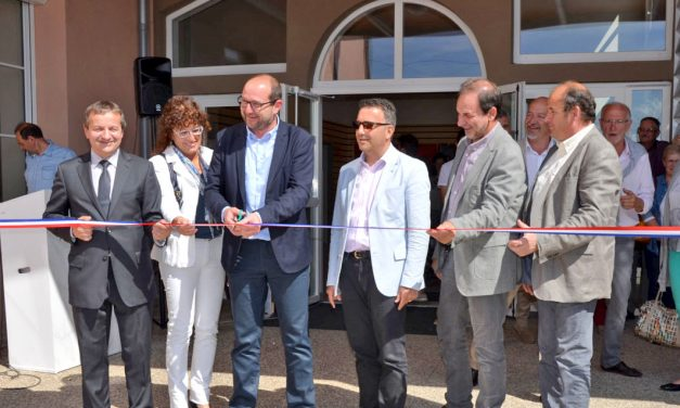 Le Neulizium officiellement inauguré