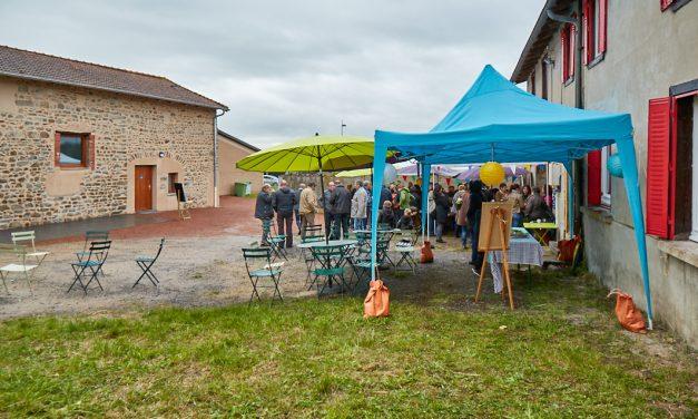 Lancement de La Ferme, résidence d'artistes