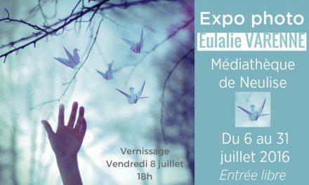 Expo photos à la médiathèque