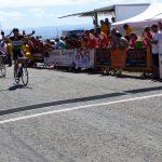 Arrivée du Tour du Pays Roannais à Neulise