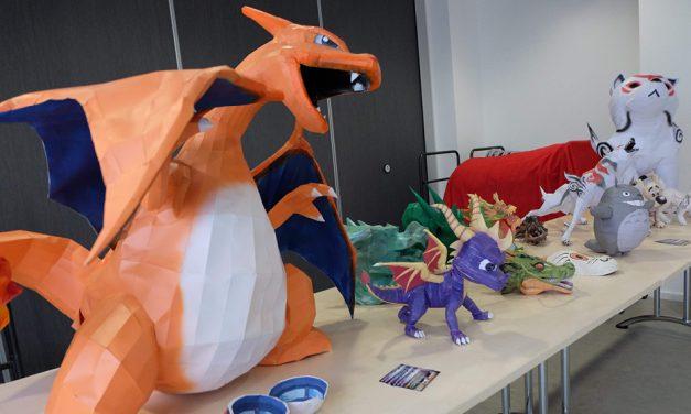 Ateliers papercraft : on en redemande !