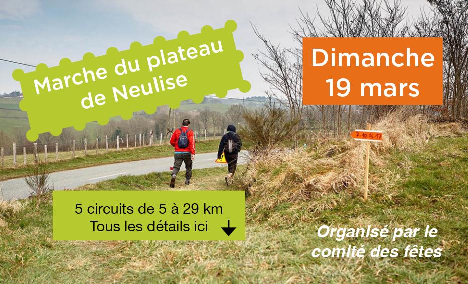 Marche du Plateau le 19 mars