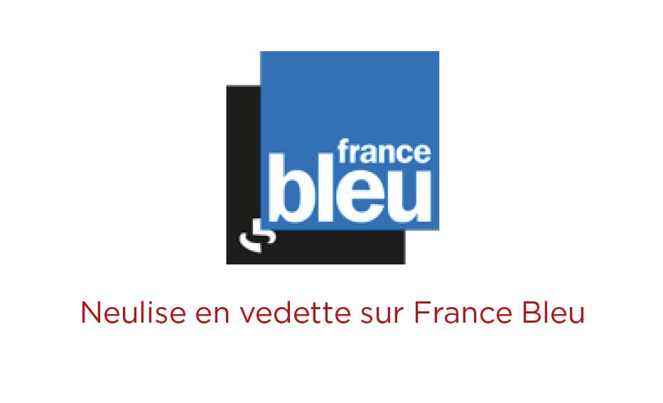 Neulise a la banane, c'est France bleu qui le dit