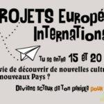 Projets européens internationaux