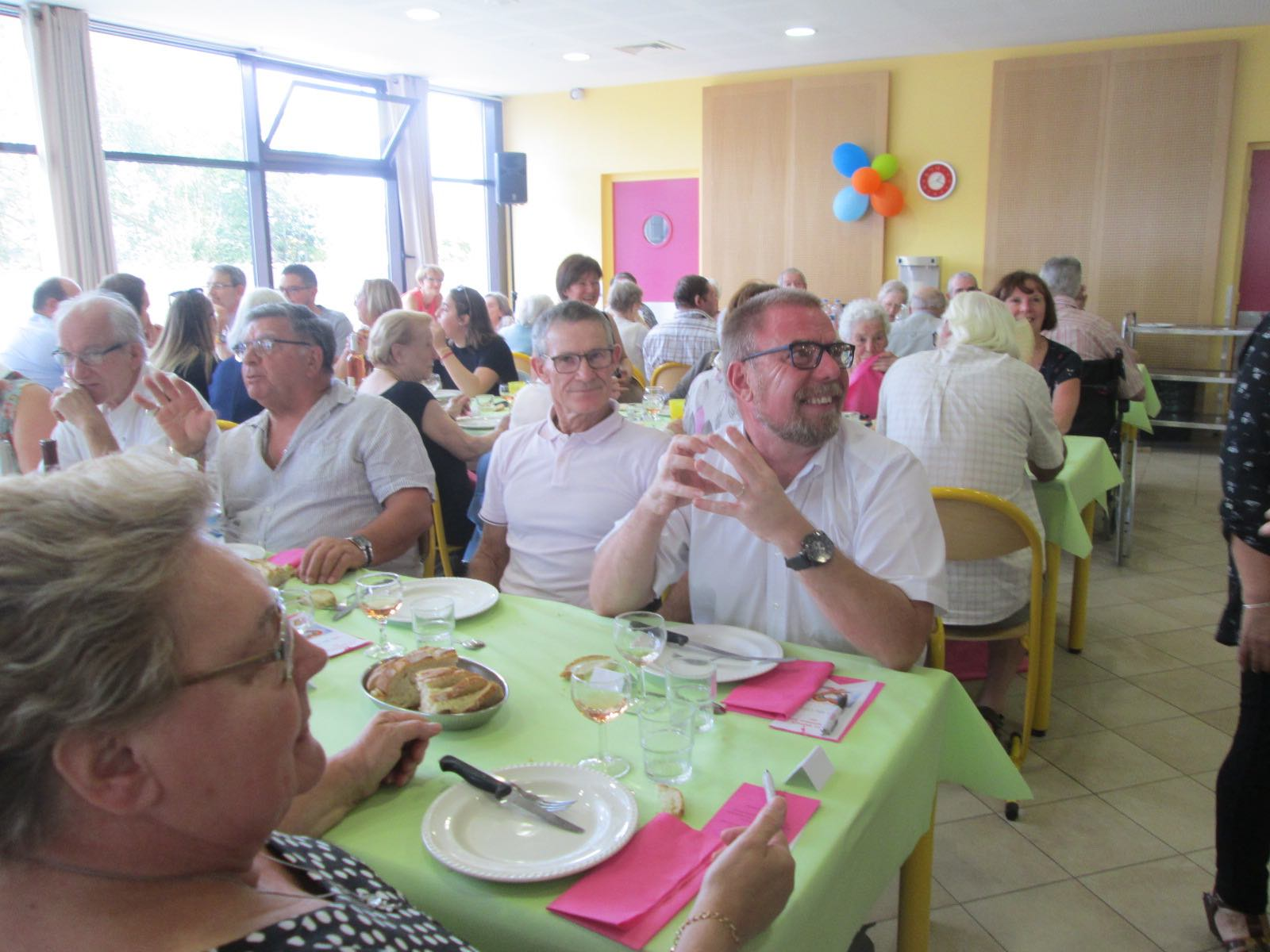 Repas spectacle 2018-2