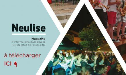 Bulletin municipal : rétrospective 2018