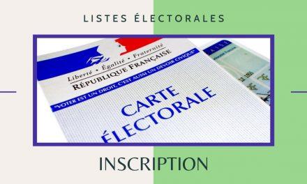 Listes électorales : les conditions changent