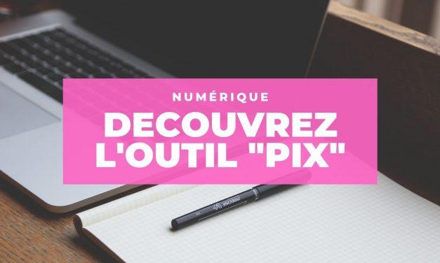 Numérique : découvrez l'outil PIX