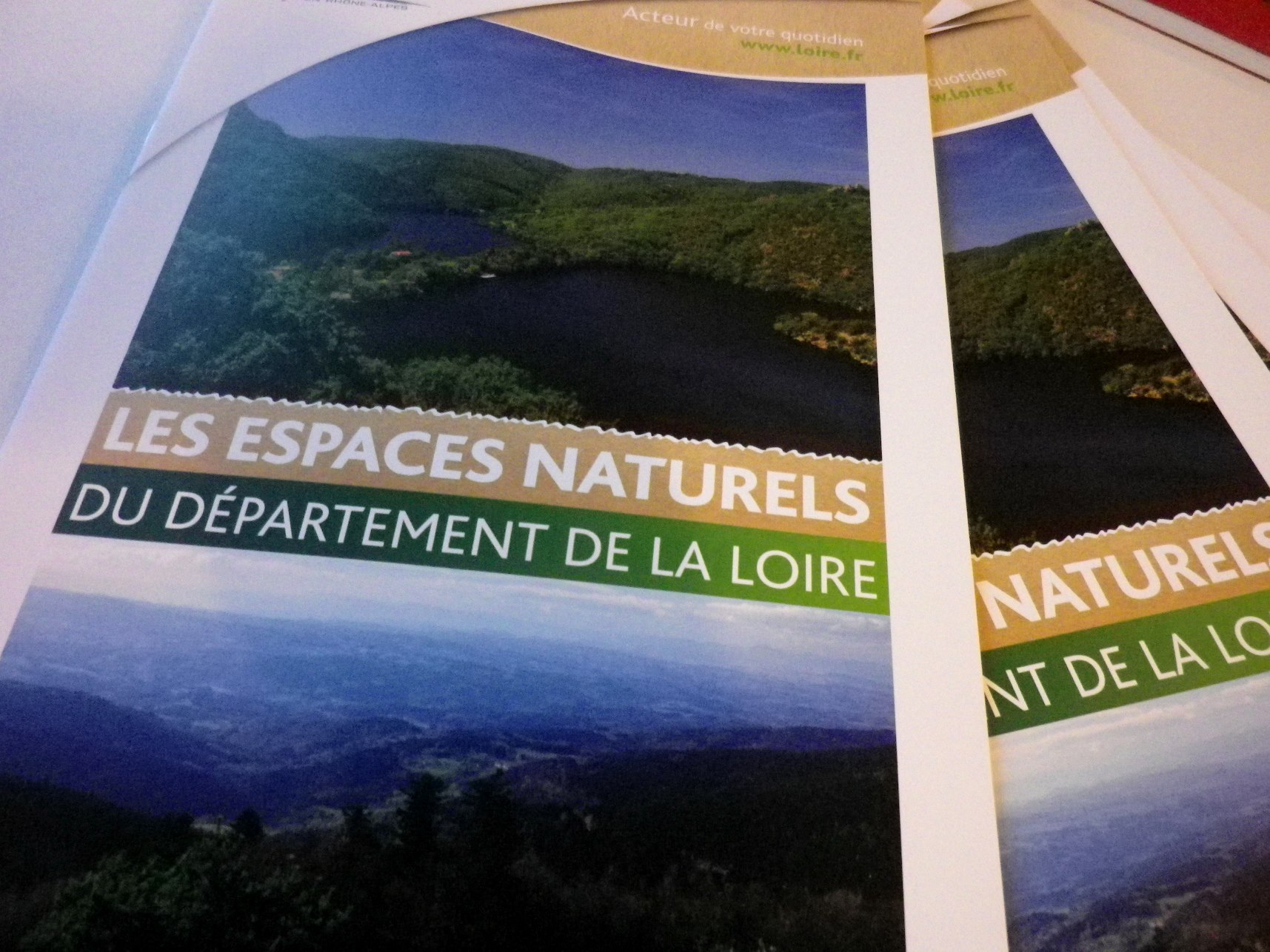 Exposition : les espaces naturels de la Loire