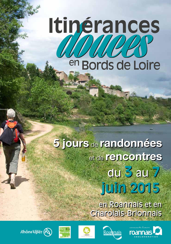 Journées Itinérances douces en bords de Loire du 3 au 7 juin