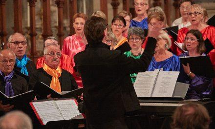 Concert de 2 chorales parfaitement réussi !