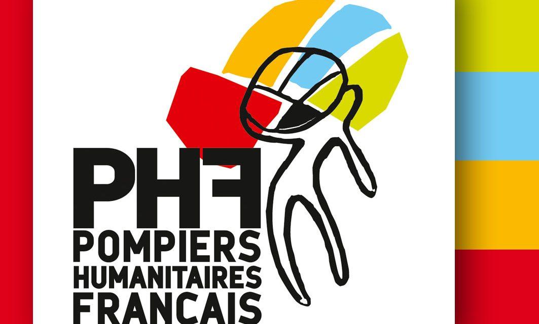 Les pompiers humanitaires Français s'exposent