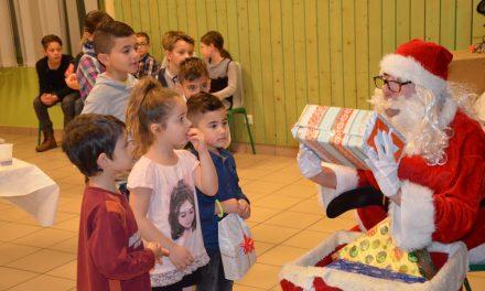 Noël des enfants du personnel de l'Ehpad