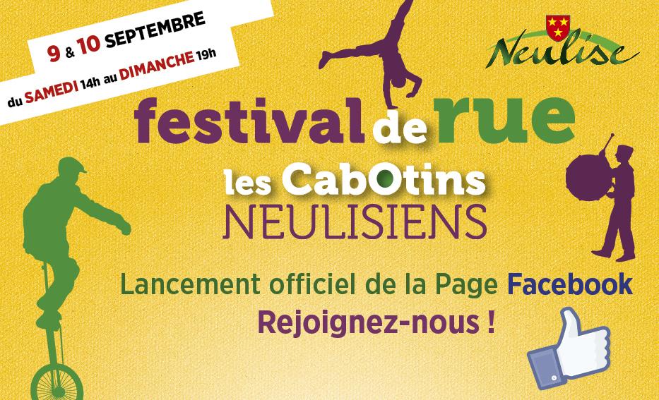 Le Festival Les Cabotins Neulisiens en pleine préparation !
