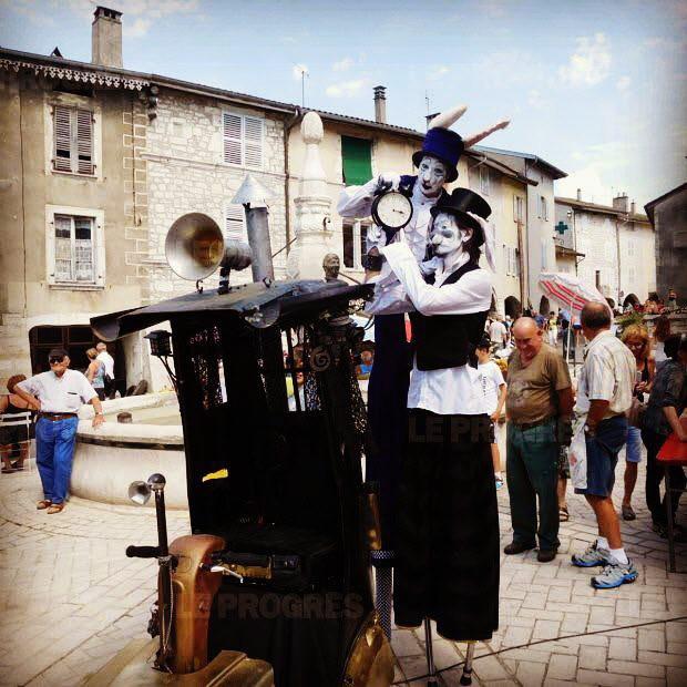 Compagnie Fartfeulu sera au festival Les Cabotins Neulisiens