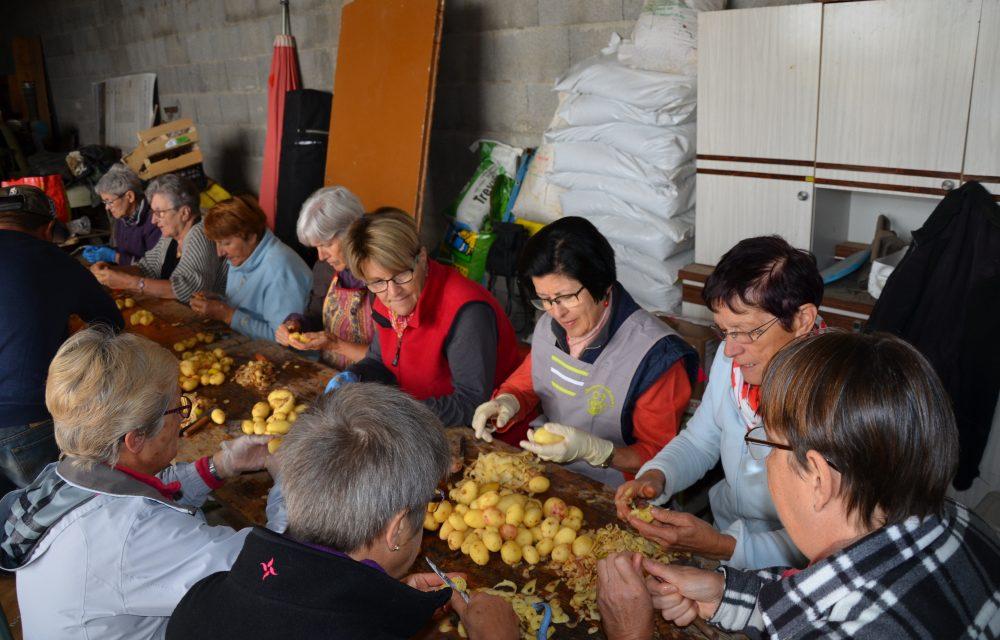 La fête de la pomme de terre a fêté ses 10 ans
