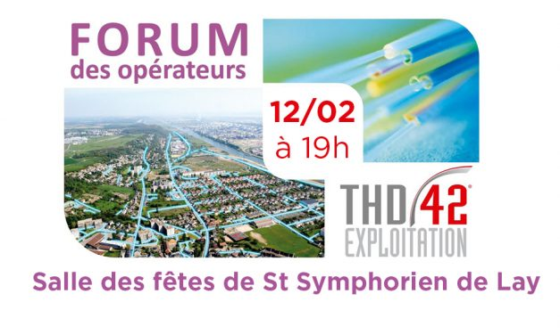 Forum des opérateurs le 12 février