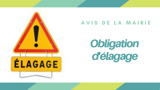 Obligation d'élagage