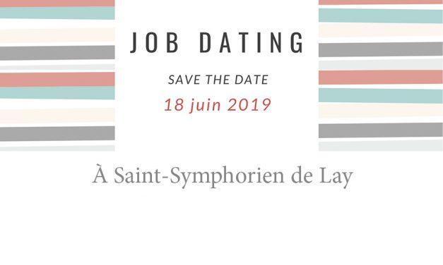 Job Dating le 18 juin