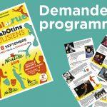 Téléchargez le programme du festival Les Cabotins Neulisiens