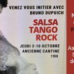 Initiation Rock-Salsa-Tango