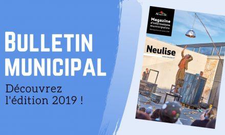 BULLETIN MUNICIPAL : rétrospective 2019