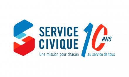 Le service civique, une mission pour chacun.