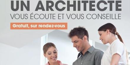 Conseil architectural : lancement d'une expérimentation de permanences délocalisées
