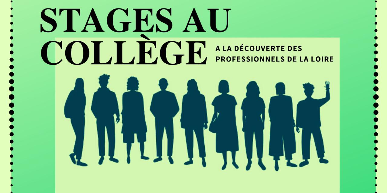 Stages au collège – Découvrez 4 métiers au sein de la ville de Neulise