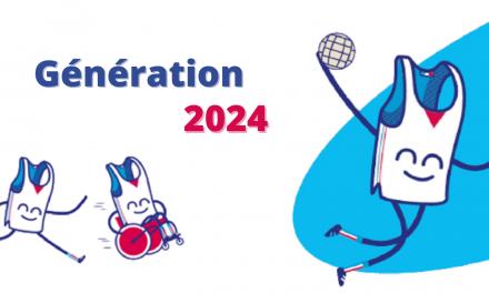 Génération Paris 2024