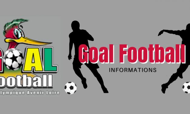 Goal Foot – Reprise saison 2020-2021