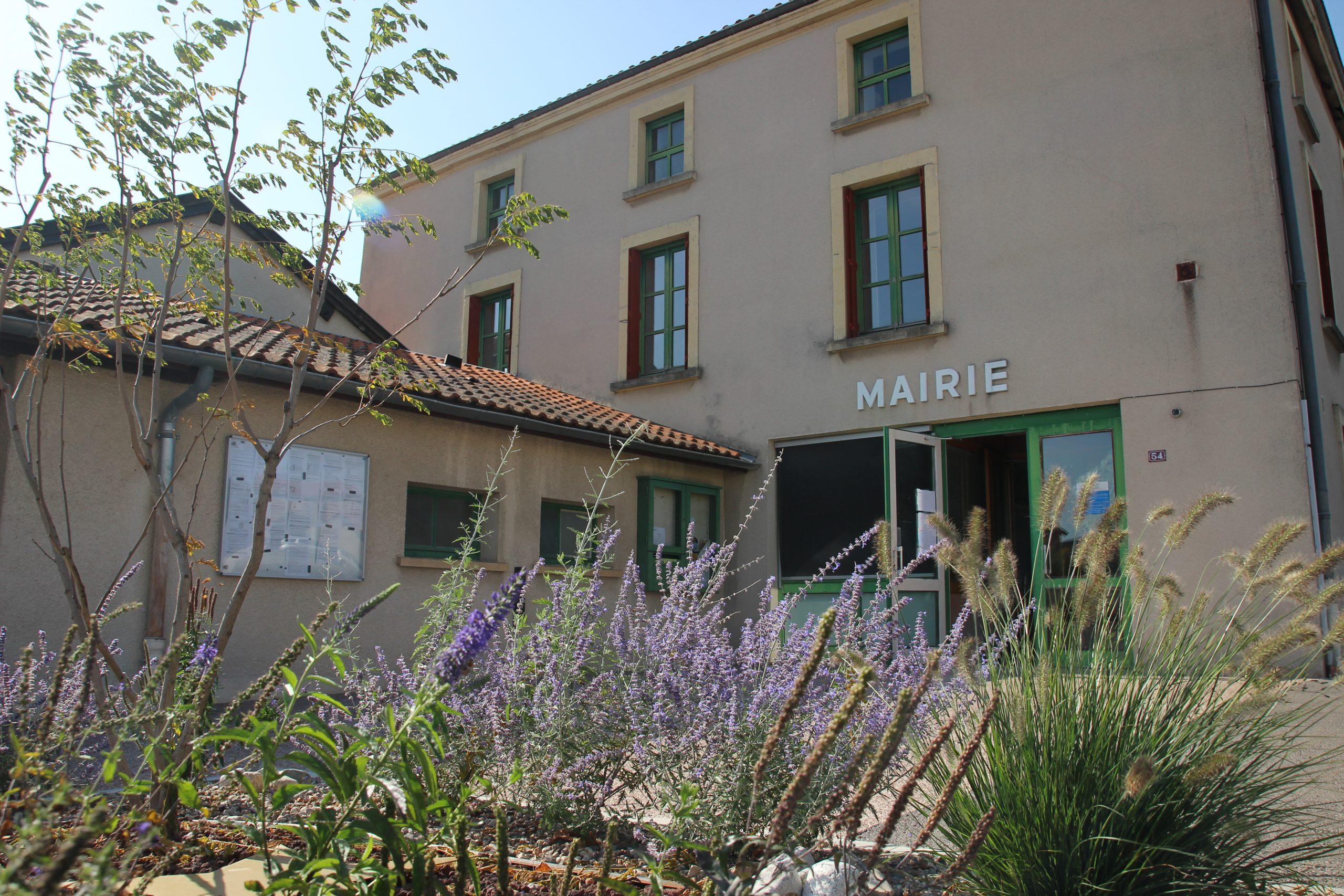 Mairie de Neulise