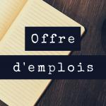 Offre d'emplois – Agent d'accueil Maison France Services – Saint Symphorien de Lay