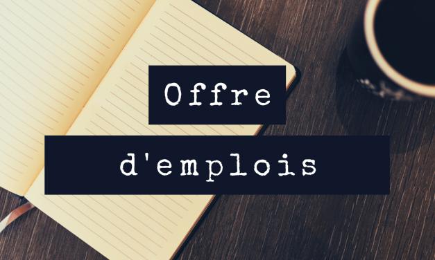 Offre d'emploi – IDE au sein d'un EHPAD – St Germain Laval